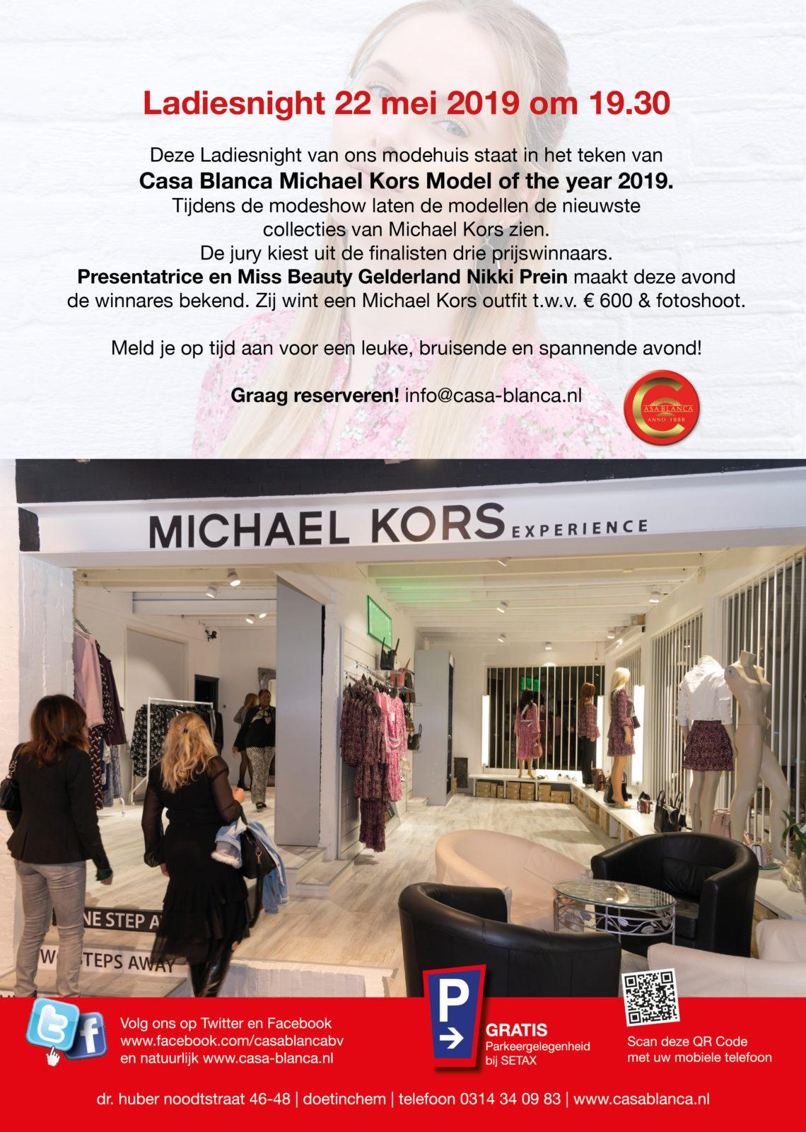 Ladies Night 22 mei 2019 Casa Blanca Mode Doetinchem